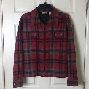 Fashion Bug plaid jacket